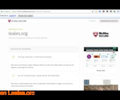 Web gratuita de difusiones Leales.org - Imagen 2