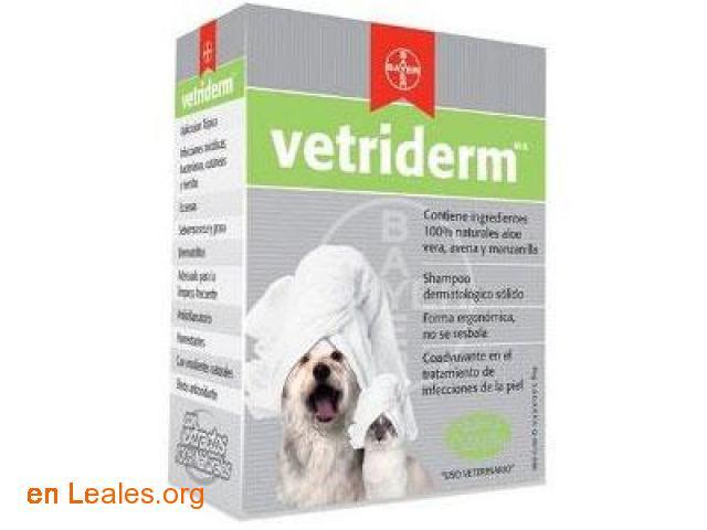 Vetriderm, el antialérgeno para Animales - 2