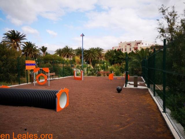 Parque canino en Santa Lucía - 1