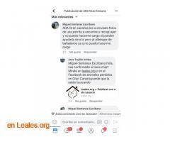 ENCONTRADA EN ARUCAS. URGENTE ACOGIDA  - Imagen 5
