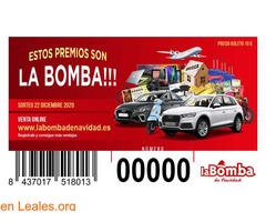 SORTEO LA BOMBA DE NAVIDAD - Imagen 2