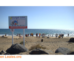 Playa de Guacimeta - Lanzarote - Imagen 2