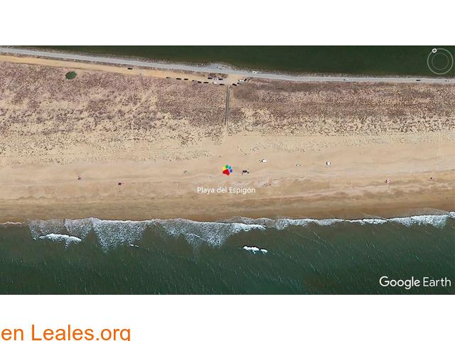 Playa de El Espigón - Huelva - 1
