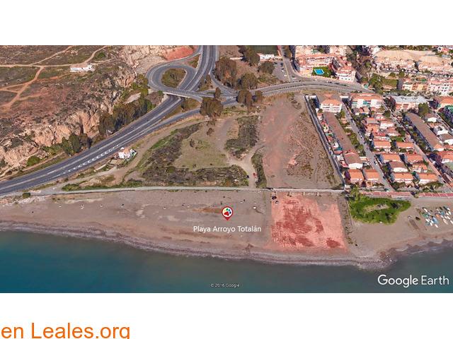 Playa Arroyo Totalán - Málaga - 1