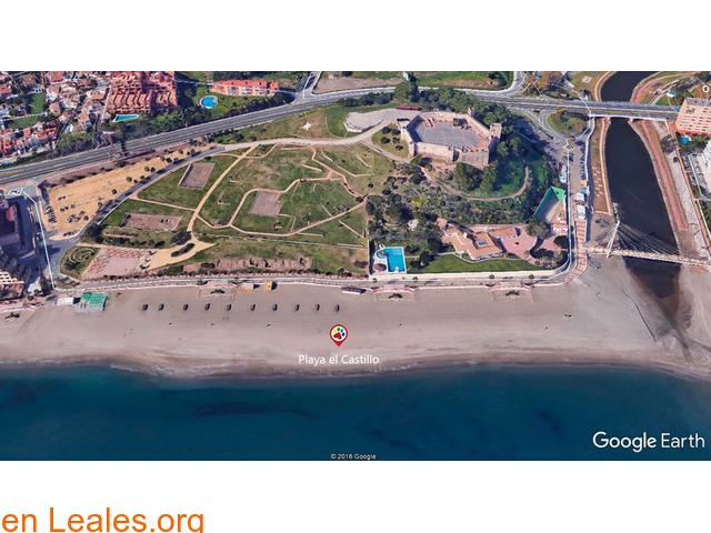Playa del Castillo - Málaga - 1