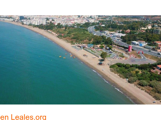 Playa del Pinillo - Málaga - 1