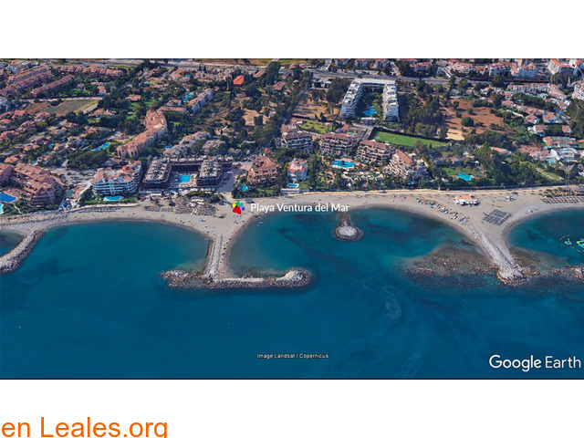 Playa Ventura del Mar - Málaga - 2