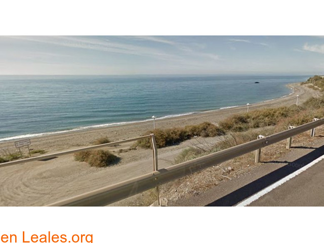 Playa La Rana - Almería - 1