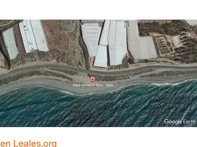 Playa La Rana - Almería - 2
