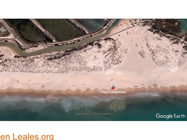 Playa Camposoto - Cádiz - 3
