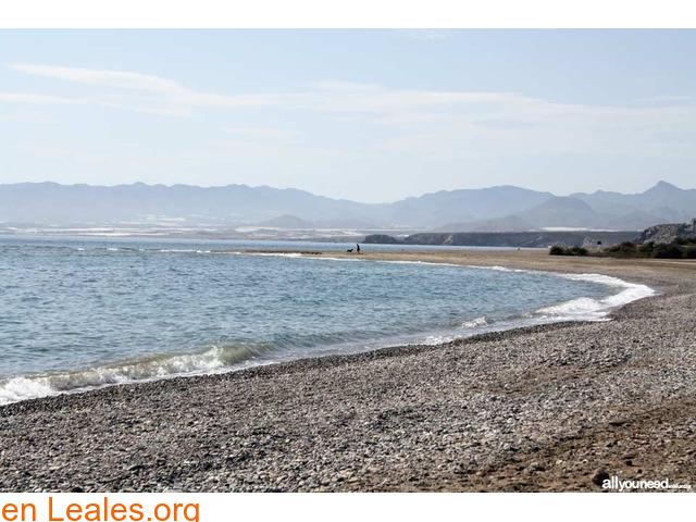 Playa Sierra de Las Moreras - Murcia - 1
