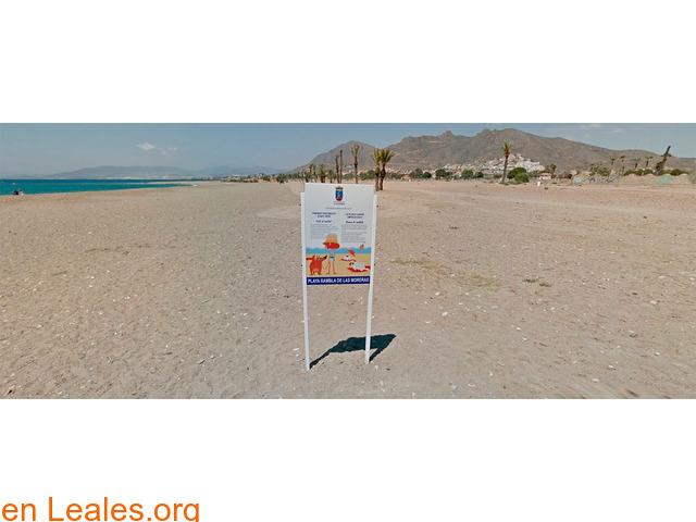Playa Sierra de Las Moreras - Murcia - 2