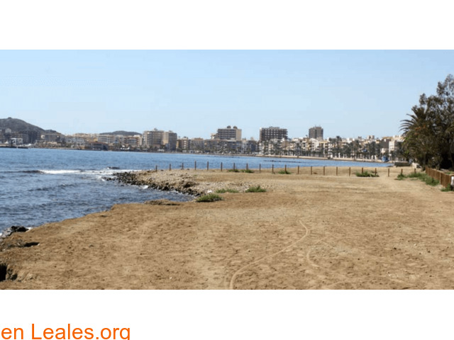Playa El Gachero - Murcia - 1