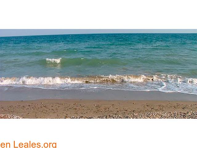 Playa de Las Cobaticas - Murcia - 2