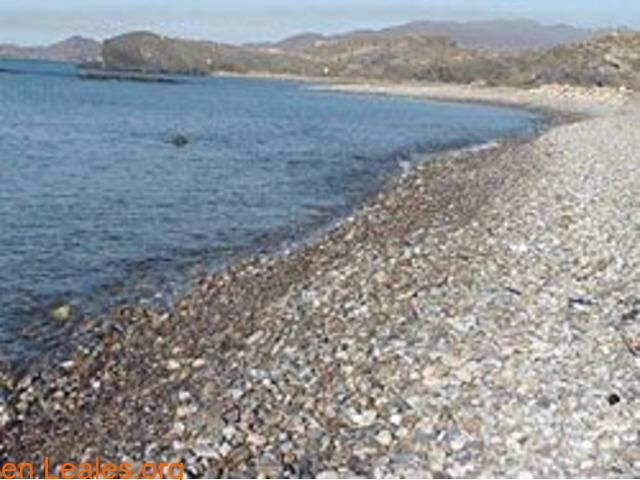 Playa de Las Cobaticas - Murcia - 3