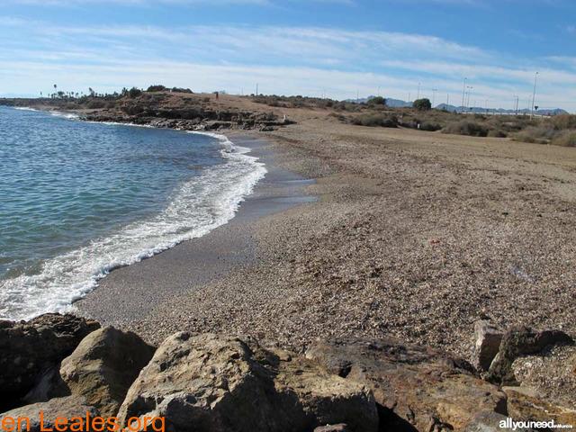 Playa La Cañada del Negro - Murcia - 1