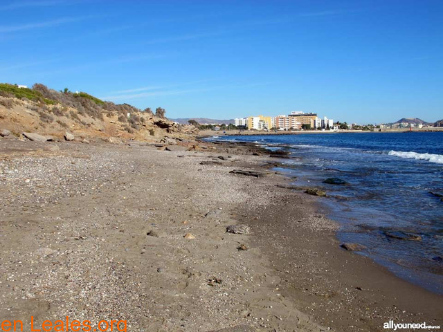 Playa La Cañada del Negro - Murcia - 2