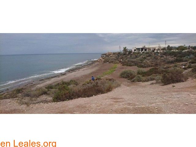 Playa La Cañada del Negro - Murcia - 3