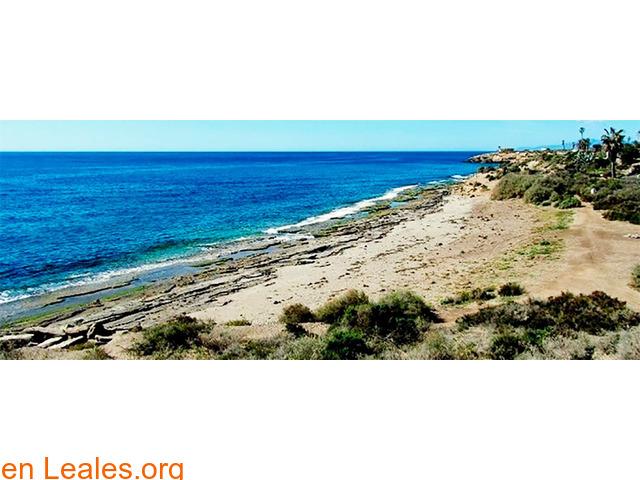 Playa La Cañada del Negro - Murcia - 4