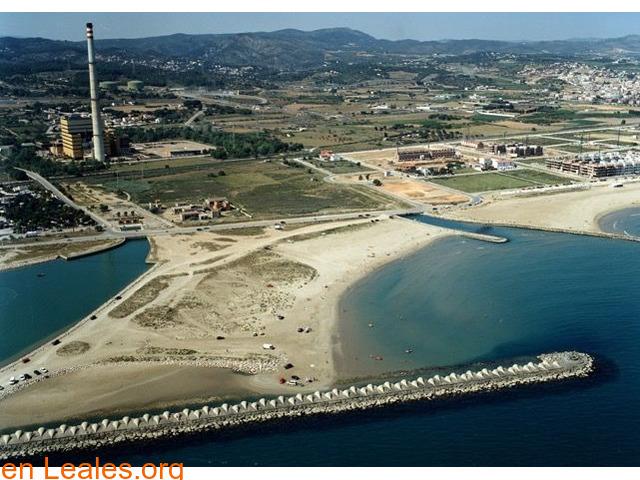Playa Les Salines - Barcelona - 1