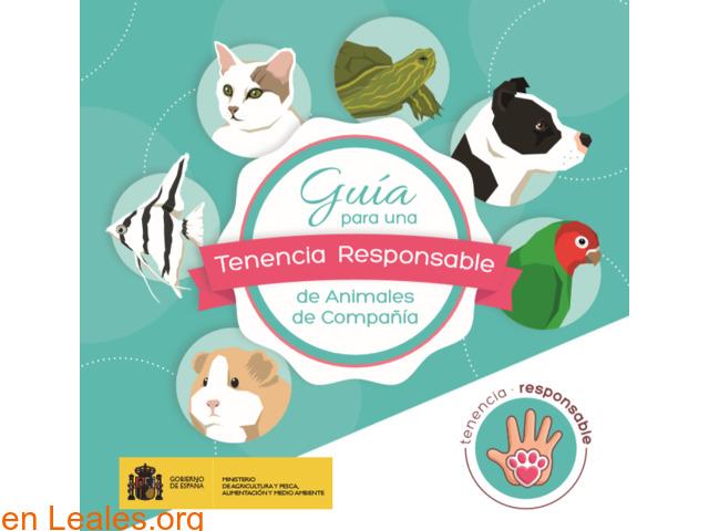Guía de tenencia responsable de animales - 1