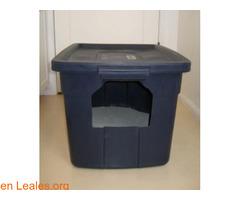 Areneros caseros, ocultos o limpiables - Imagen 1