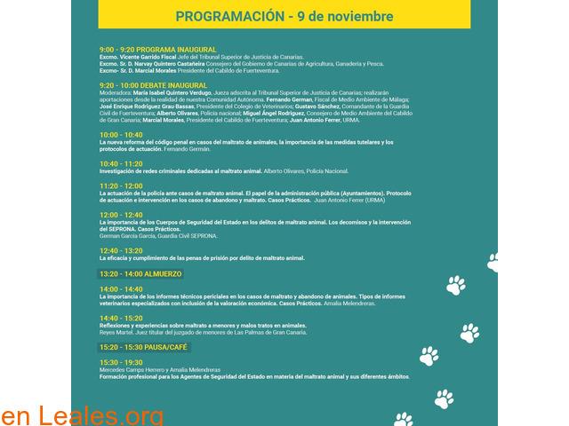 Conferencia de Leales.org - 2