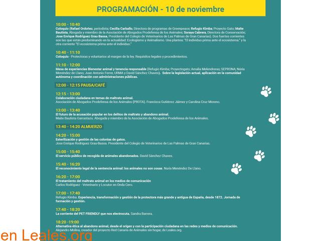 Conferencia de Leales.org - 3